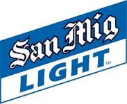 San Miguel Light in Bangkok
