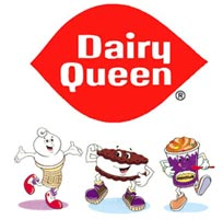 Dairy Queen at MBK Center in Bangkok