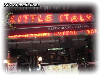 Aladdin's adventure at Little Italy in Bangkok/ FUNKY TOWN